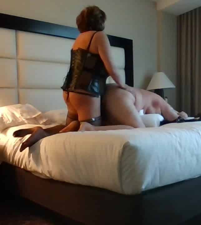 Pegging the Husband
